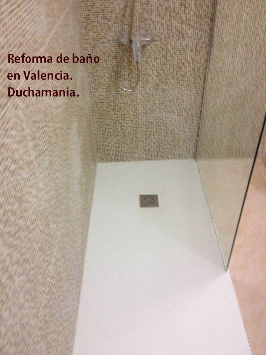 Reforma baño en Valencia. - DUCHAMANIA