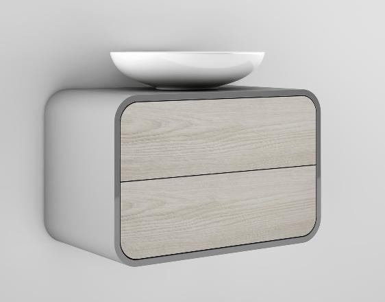 Nuevos diseños de muebles modernos de baño