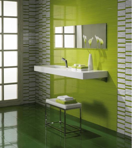 Nuevos diseños para revestimientos de baños
