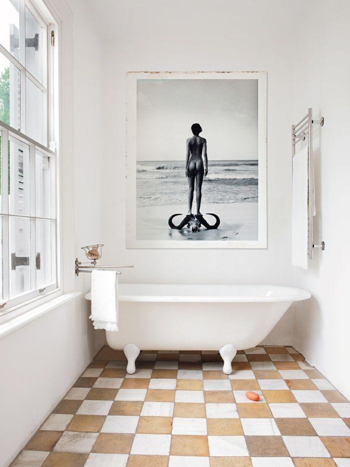 ¡Arte para decorar tu baño! - DUCHAMANIA