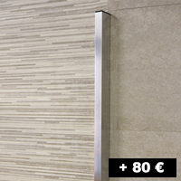Perfil tubo plata hasta 12 cm