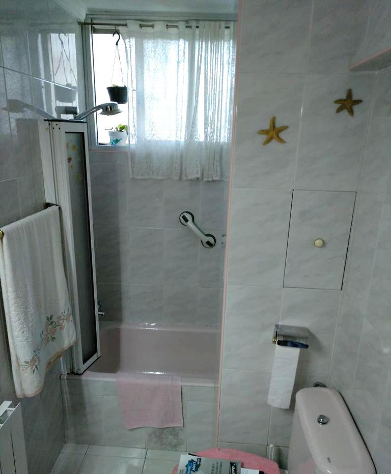 bañera por ducha antes