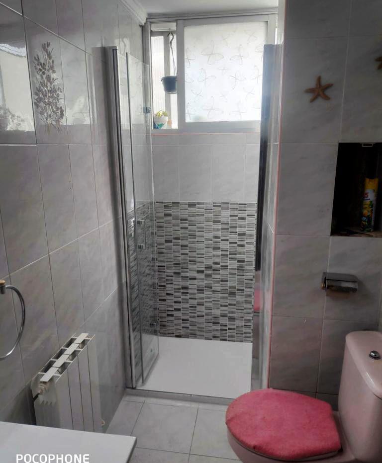 bañera por ducha despues