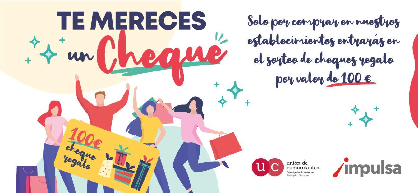 Cheque regalo Duchamanía Asturias